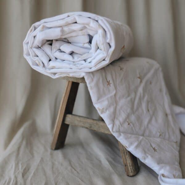 מגן ראש למיטת תינוק
